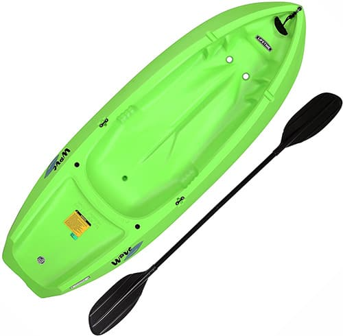 lifetime youth wave kayak