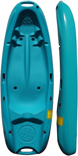 riber kayak for juniors and youths