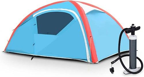 tangkula inflatable tent